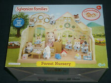 Sylvanian Families: FOREST NURSERY PLAYSET For Ages 3+ (Over 30 Pieces) X-Mas