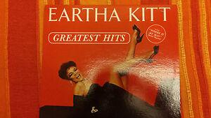 EARTHA KITT LP GREATEST HITS - Italia - EARTHA KITT LP GREATEST HITS - Italia