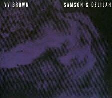 Samson & Delilah 2013 CD  V.V. Brown APPLE FAITH