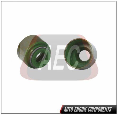 Valve /& Stem Seals Kit For Honda Civic 2.0 L K20A2//3 DOHC