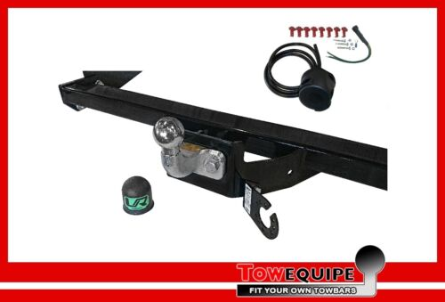 Fixed Flange towbar 7pin Wiring for Renault Trafic Van 14 on Tow Bar 3110/_A2
