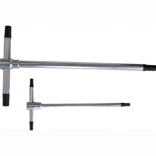 CHIAVE ESAGONALE a T MAURER PLUS 14 mm con 3 ESTREMITA/' 280 mm
