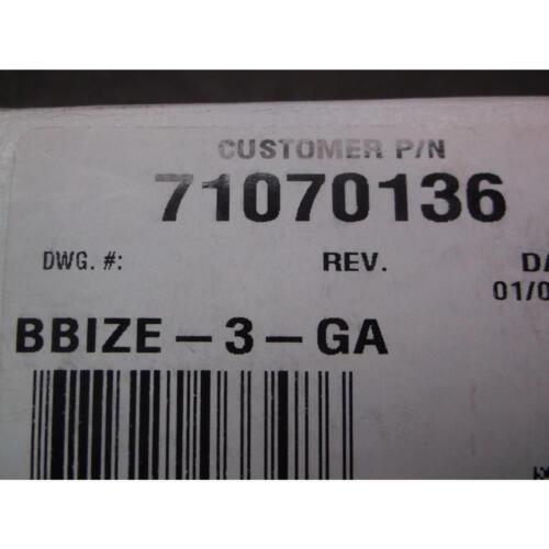 "SPORLAN BBIZE-3-GA*//71070136 3 TON THERMOSTATIC EXPANSION VALVE 1//2/""x1//2/"" R410A"