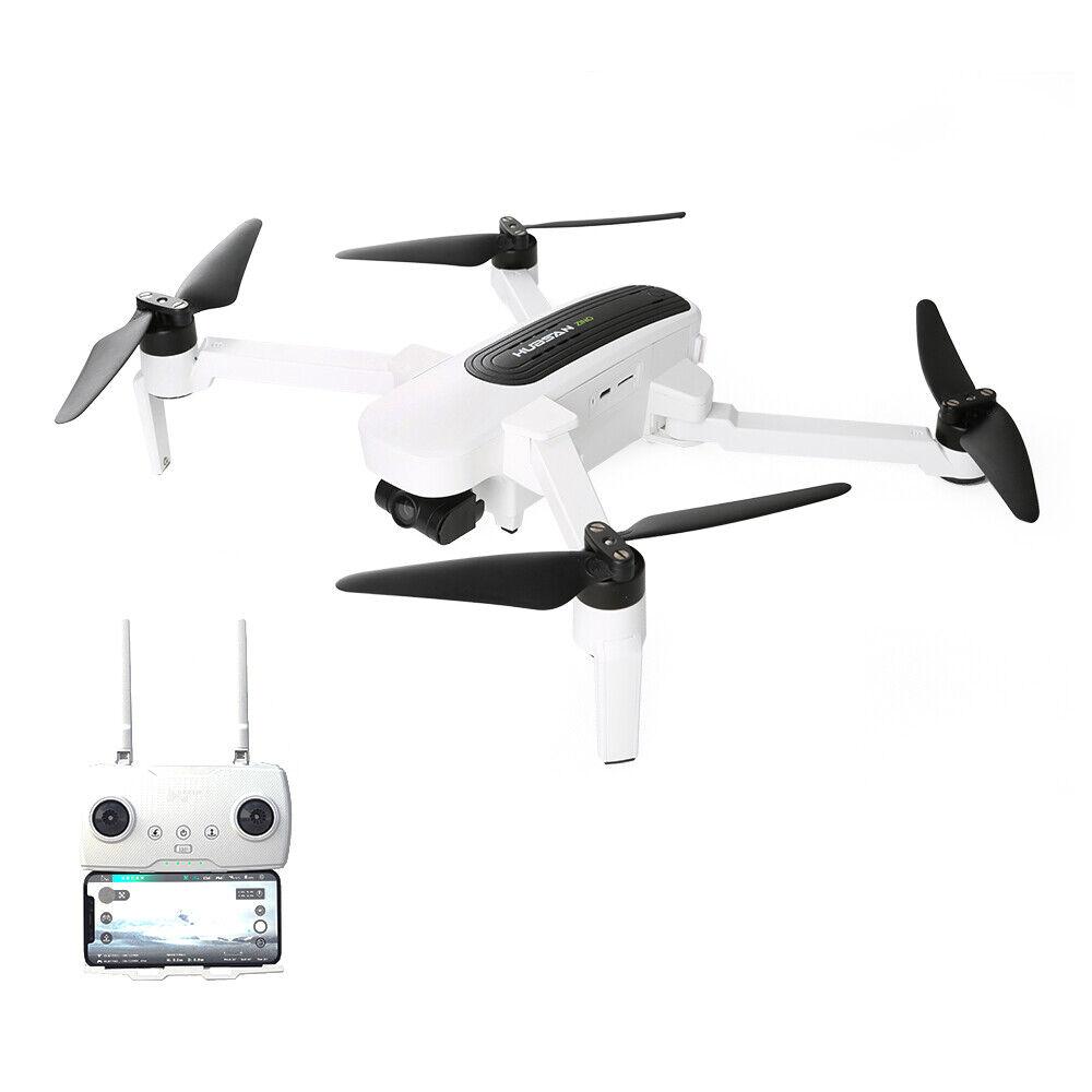 Hubsan h117s zino plegable GPS-robot con 5g WiFi FPV blindados 4k, cámara de 3-eje k3x8