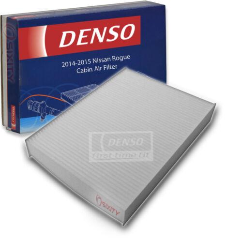 Denso Cabin Air Filter for Nissan Rogue 2.5L L4 2014-2015 HVAC Heating Air wm