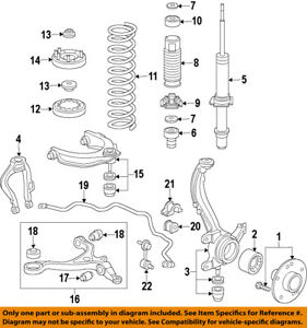details about honda oem front suspension fork 51271ta0a01 Parts of a Fork