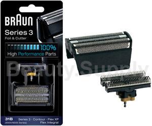 Braun-Replacement-Foil-amp-Cutter-Series-3-31B-5000-6000-Contour-Flex-XP-Flex