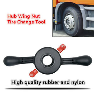 40mm-3mm-Wheel-Balancer-Part-Quick-Release-Hub-Wing-Nut-Tyre-Tire-Changer-Tool