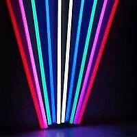 High quality t5 rgb led tubes - AC165-265V 4ft 2835 smd 16w Light in red/green/blue/pink