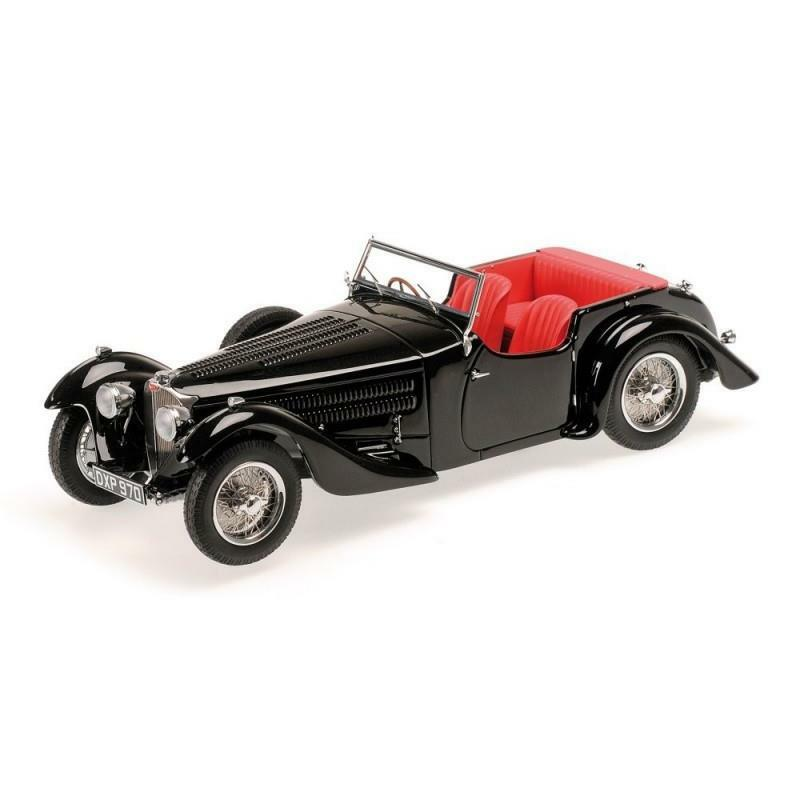 prezzi eccellenti Minichamps Bugatti Type 57c 57c 57c Corsica mc-107110430  prezzi più bassi