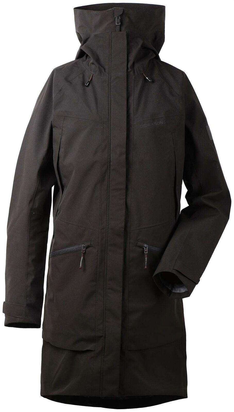 Didriksons Ilma damen Waterproof Parka Breathable Lightweight Lightweight Lightweight Long Coat | Starke Hitze- und Abnutzungsbeständigkeit  | Elegante Form  | Konzentrieren Sie sich auf das Babyleben  | Attraktiv Und Langlebig  | Leicht zu reinigende Oberfläche  c2c469