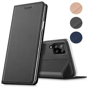Funda de móvil para Samsung Galaxy a12 m12, funda protectora Book Funda protectora móvil cartera cover