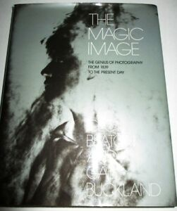 THE-MAGIC-IMAGE-GENIUS-OF-PHOTOGRAPHY-CECIL-BEATON-amp-GAIL-BUCKLAND-1975-1ST