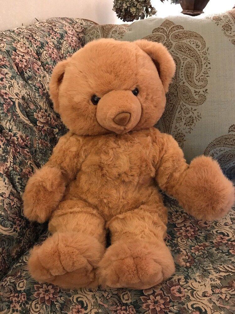 Rare VTG JC Penney 1991 Plush Jumbo 23  braun Teddy Bear Collectible  Q6