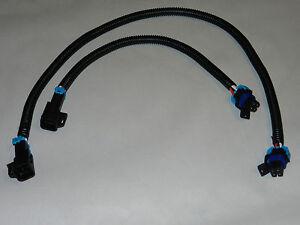 """2pcs 24/"""" LS1 Camaro Firebird Oxygen O2 Sensor Header Extension Wiring Harness"""