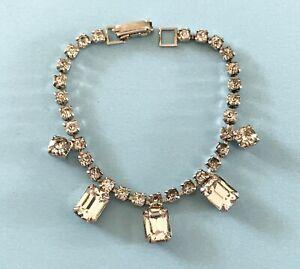 Vintage Doll Jewelry Necklace Rhinestone Madame Alexander Cissy Miss Revlon Toni