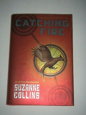Hunger games book catching fire online free