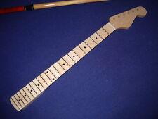 Scalloped Maple guitarras cuello para Stratocaster, 22 BDE como Malmsteen/Blackmore