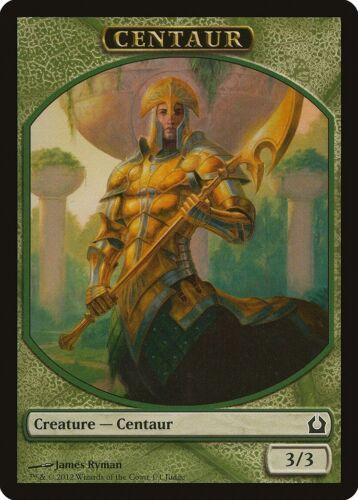 MTG Magic NM Centaur Token Judge PROMO