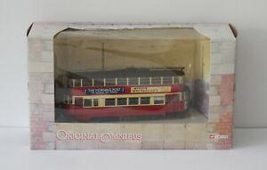 Corgi-Original-Omnibus-Feltham-Tram-London-Transport-OM40501-Scale-1-to-76