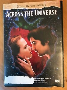 Across the Universe DVD  2 Disc Deluxe Edition DVD