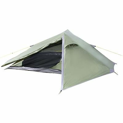 Yellowstone Matterhorn 1 Tent - Green