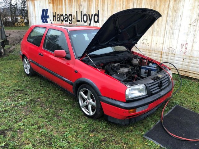 VW Golf III, 2,0 GTi Edition, Benzin, 1995, km 250000,…