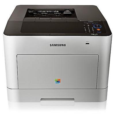 SAMSUNG CLP-680DW A4 Duplex Farblaserdrucker USB Netzwerk Wi-Fi (CLP-680DW/SEE)