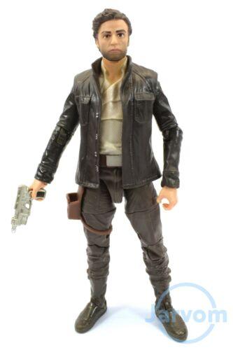 "Star Wars Authentic Black Series 6/"" #53 Last Jedi Poe Dameron Loose Complete"