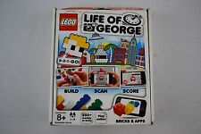 Lego Life Of George 21201 Bricks & Apps 250+ Models to Build 1-4 Players Ages 8+