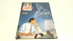 Alpha-T4-La-liste-EO-Jigounov-Mythic-Le-Lombard
