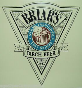 Briars Old Fashioned Soft Drinks