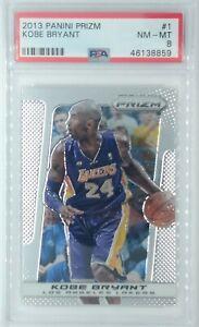2013-14-Panini-Prizm-Kobe-Bryant-1-Lakers-HOF-Graded-PSA-8-Pop-3-39