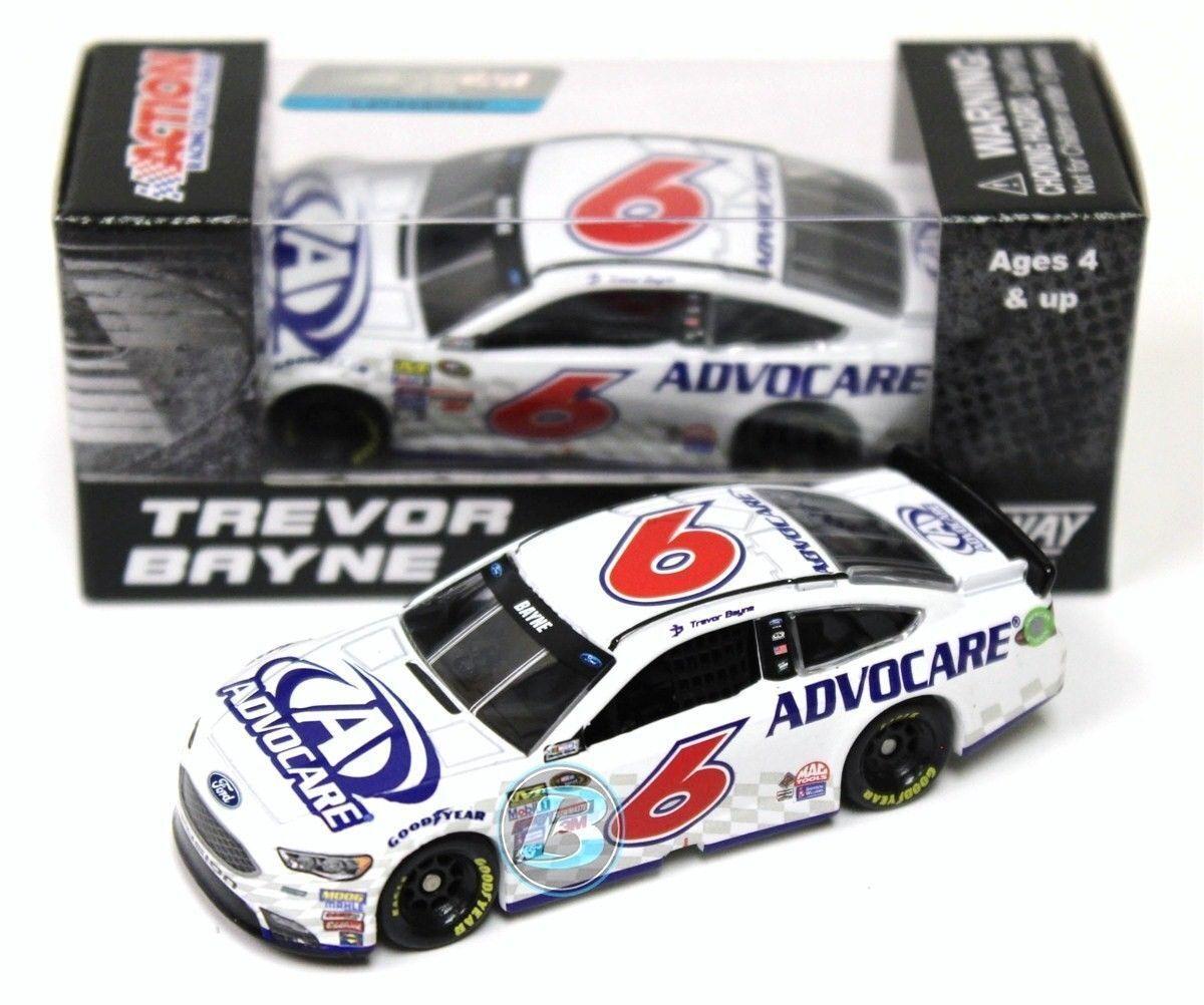NASCAR 2016 TREVOR BAYNE ADVOCARE 1 64 DIECAST CAR
