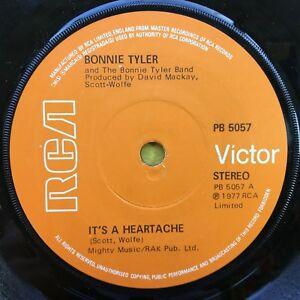 Bonnie-Tyler-It-039-s-A-Heartache-RCA-Victor-PB-5057-Ex-Condition