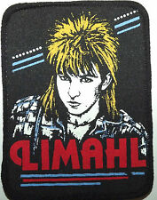 LIMAHL Original Vintage 1980`s Printed Sew On Patch Kajagoogoo