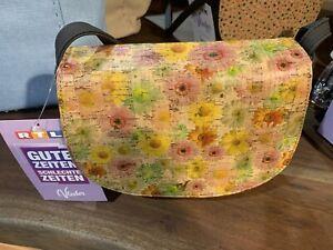 VLEDER BAG Cross-Body-Bag Kork JENNIFER Rainbow
