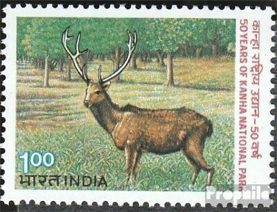 complete.issue. Never Hinged 1983 Kanha Easy To Lubricate Sweet-Tempered India 952 Unmounted Mint