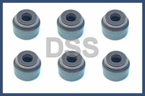 Genuine Smart Fortwo Intake And Exhaust Valve Seal Set of 6 OEM 1350530058