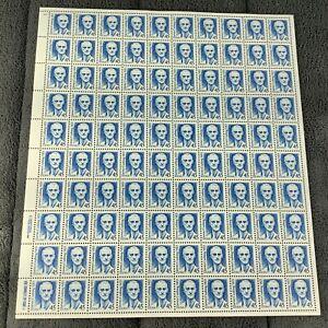 Full Sheet Stamps MNH OG 45c 1988 GREAT AMERICANS Harvey Cushing MD Scott #2188