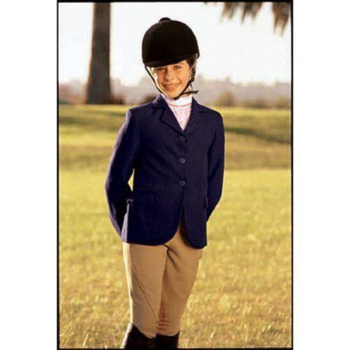 Eous English Saddle Horse Childrens Kids Hunt Show Coat Jacket sz 8 10 12 14 16
