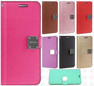 cbcbc807c78 For Samsung Galaxy J7 PRIME Premium Flip Out Pocket Wallet Case ...