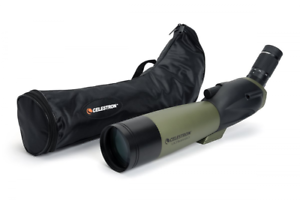UK Stock Celestron Ultima 80 Spotting Scope BNIB 20-60 eyepiece 52250