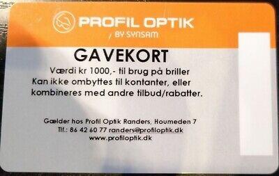 07963aac2907 Gavekort til Tui pålydende... – dba.dk – Køb og Salg af Nyt og Brugt