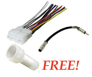 on radio wiring harness adapter chevy