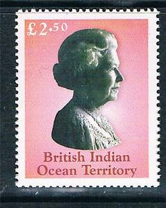 British Indian Ocean Territory 2003 New Queens Head SG 285 MNH - Buntingford, Hertfordshire, United Kingdom - British Indian Ocean Territory 2003 New Queens Head SG 285 MNH - Buntingford, Hertfordshire, United Kingdom