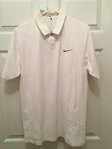 NWT University of Virginia UVA Cavaliers Nike Tiger Woods Polo Golf Shirt Small