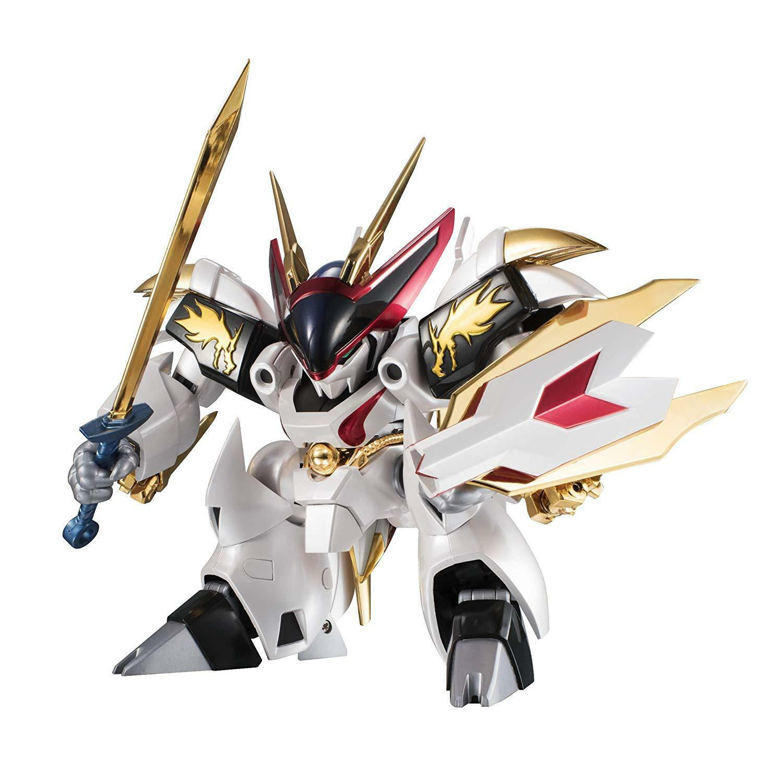 NEW Mashin Hero Wataru  Ryuoumaru 30th Anniversary Robot Spirits Action Figure