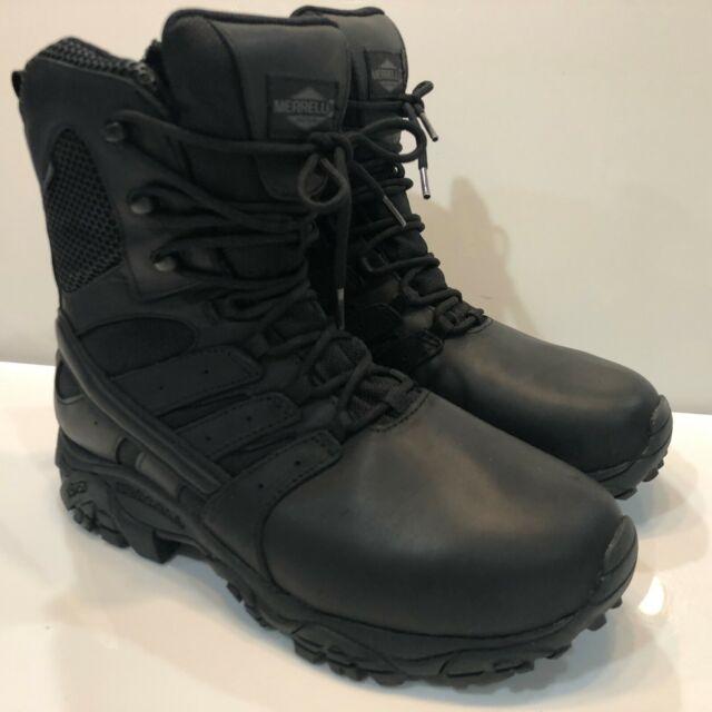006666cdb0 Merrell Tactical Moab 2 Response Waterproof Boot Mens 9.5 W Wide (MSRP=$175)