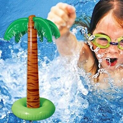 90cm Inflatable Tropical Palm Tree Pool Beach Party Decor Toys Outdoor Supplies